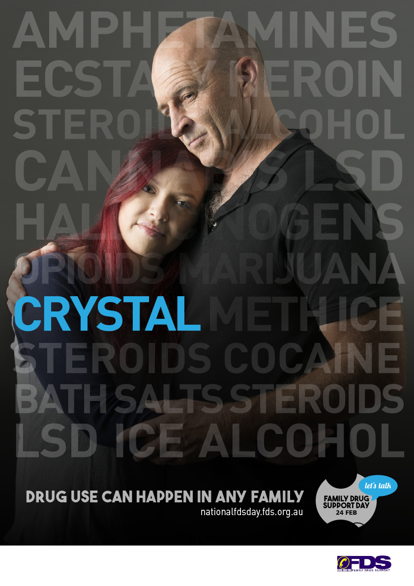 Crystal' poster