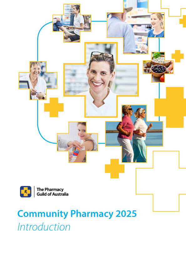 Community Pharmacy 2025 Introduction cover page