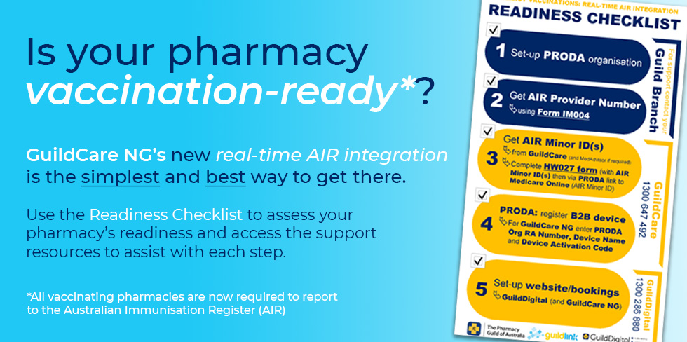 Is your pharmacy vaccination-ready?