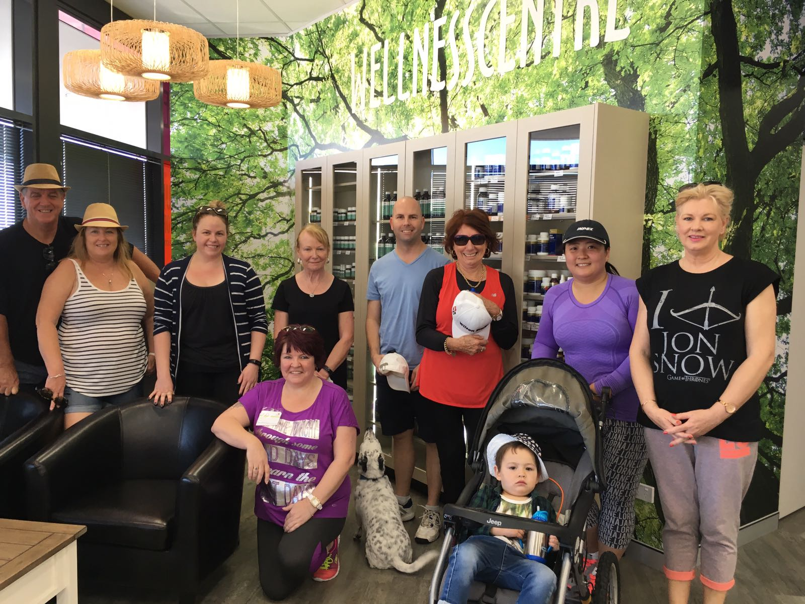 Port Coogee walking group