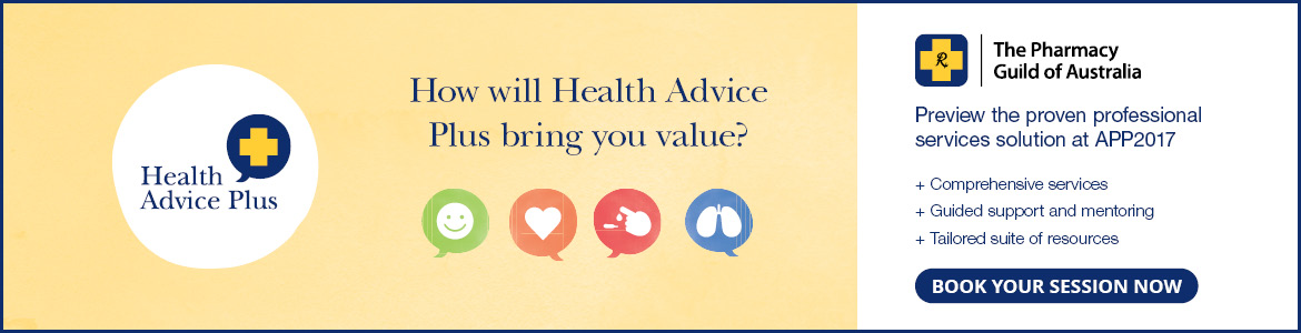 How will Health Advice Plus bring you value? Preview the proven professional services solution at APP2017