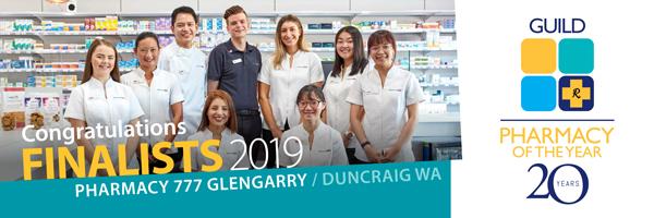 Pharmacy 777 Glengarry