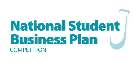 National Student Business Plan competition logo