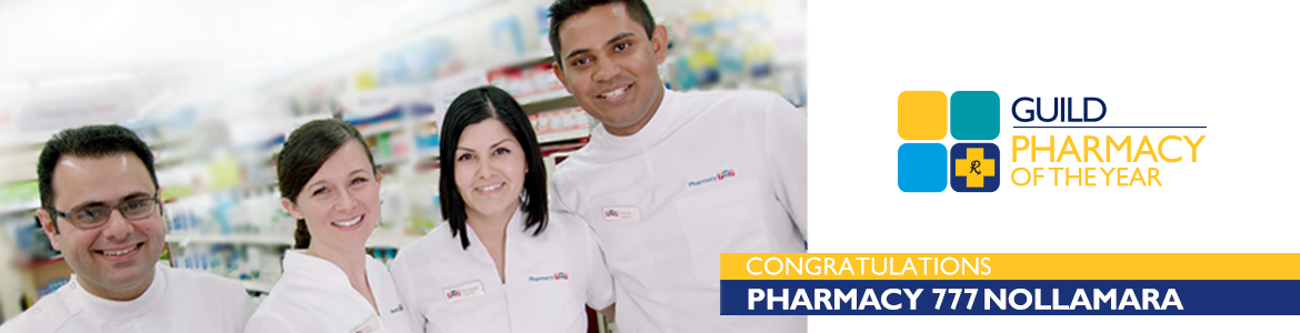 Congratulations Pharmacy 777 Nollamara