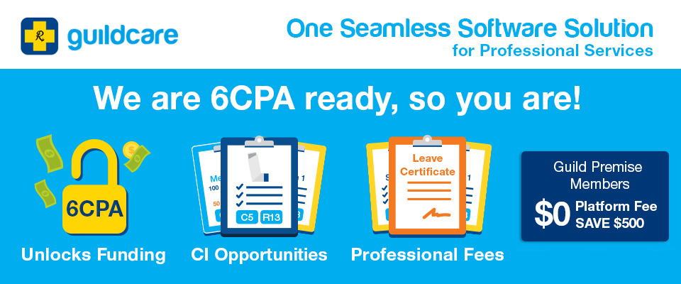 We are 6CPA ready, so you are!