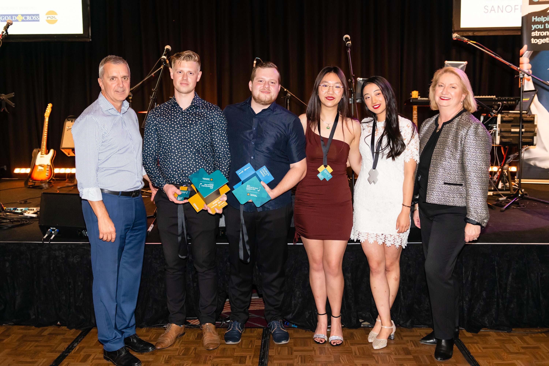 Winners NSBPC2019 photo