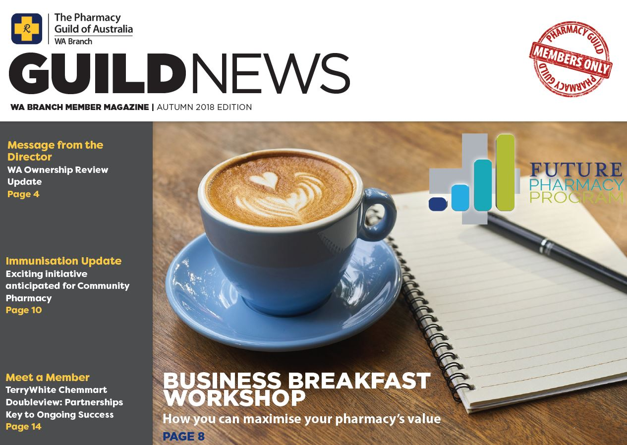Link to Guild News Autumn Edition 2018