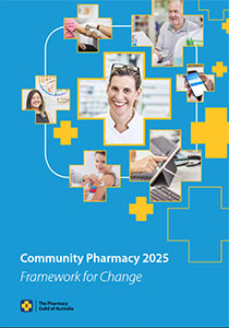 CP2025 Framework for change publication cover