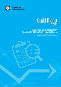 Guild Digest 2019 cover