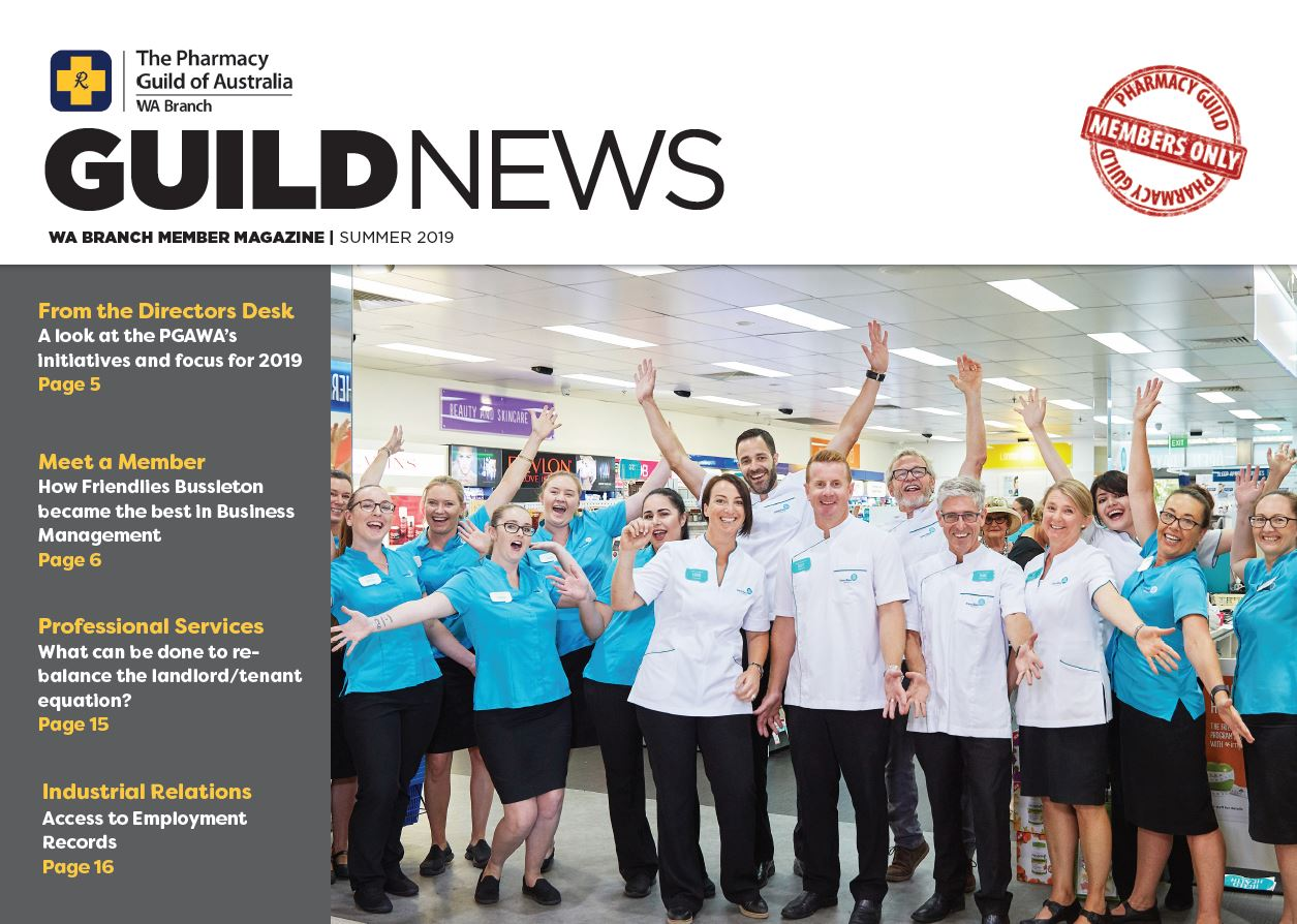 Link to Guild News Summer Edition 2018/19